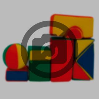 Bola Multicolor  12