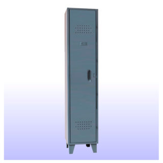 Locker  Metalico Grande 1 Servicio
