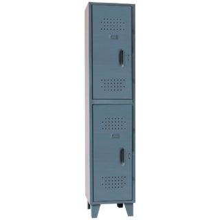 Locker  Metalico Grande 2 Servicios
