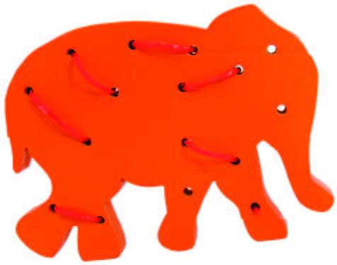 Elefante Para Coser
