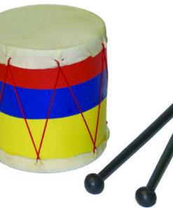 Tambor Tricolor Pequeño.