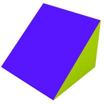 Triangulo Grande Gimnasio Personajes