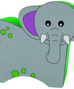 Elefante Gimnasio Personajes