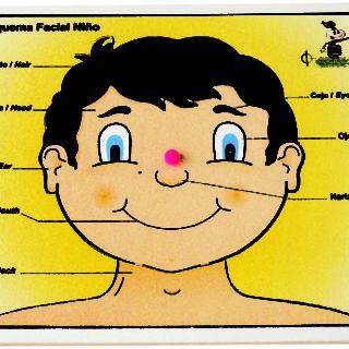 Esquema Facial Niño