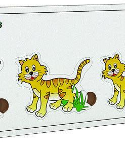 Encajable Secuencia De Tamaños El Gato