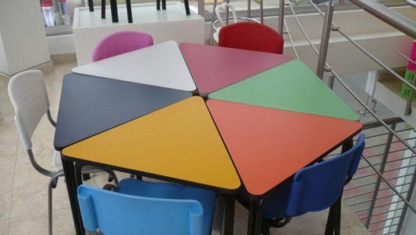 Juego Hexagonal Para Preescolar