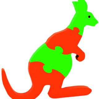 Animal Armable Canguro