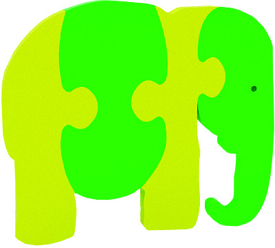 Animal Armable Elefante