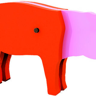 Animal Desarmable Cerdo