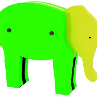 Animal Desarmable Elefante