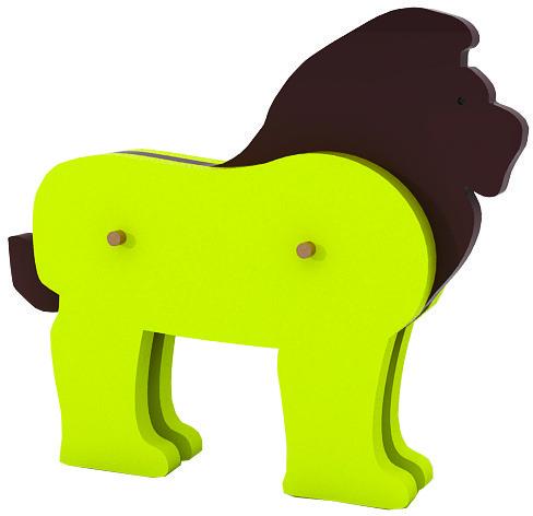 Animal Desarmable Leon