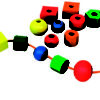 Collar De Figuras Geométricas Plástico