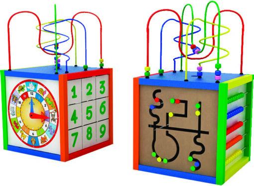 Cubo De Actividades Múltiples