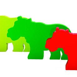 Hipopótamo Para Seriar