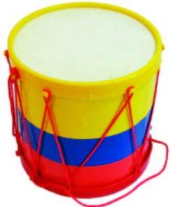 Tambor Tricolor Grande.