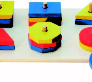 Tabla De Formas Geometricas Y Colores.