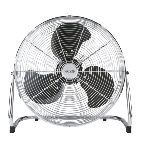 Ventilador De Pared Metalico